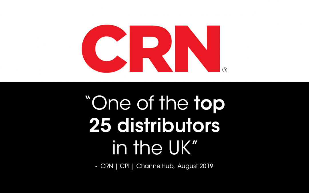 CRN names QBS in list of UK's top distributors