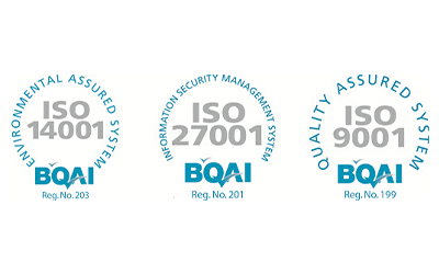 ISO Certifications Retained