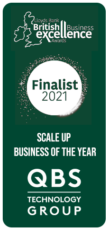 British Excellence Awards_ Scale up Business of the Year 2021