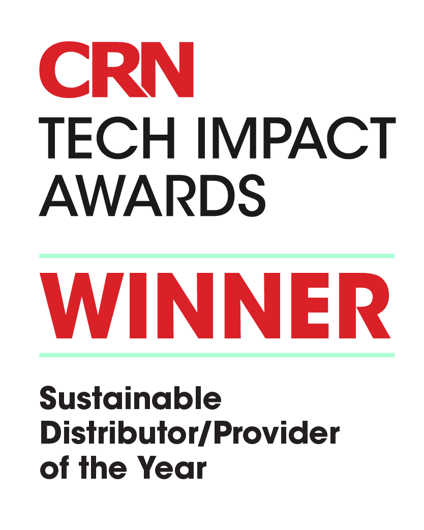 CRN Sustainable Distributor of the Year 2021